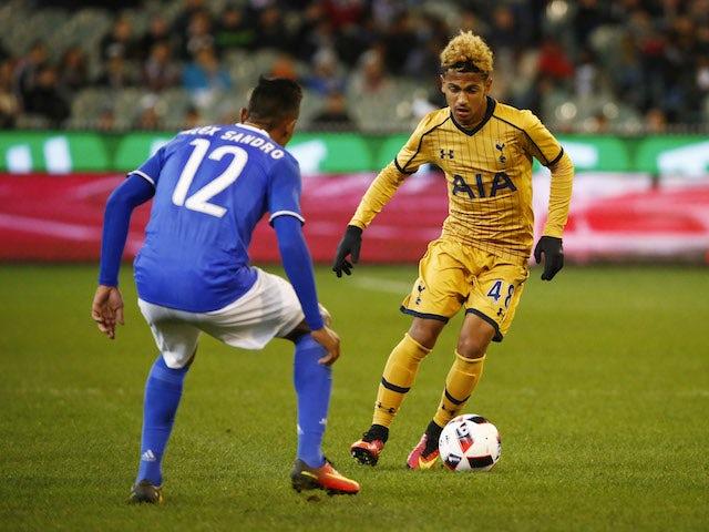 Marcus Edwards 'on verge of Tottenham exit'
