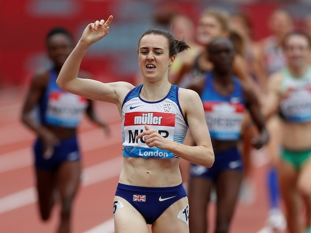 Result: Muir cruises to 1500m victory at Anniversary Games