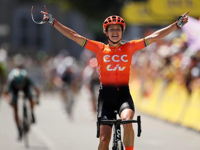 Result: Marianne Vos wins second La Course title
