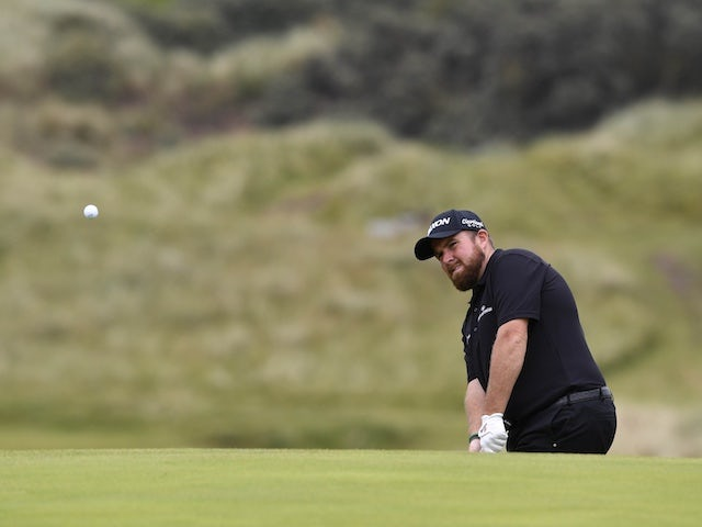 The Open day three: Lowry leads as he chases maiden major title