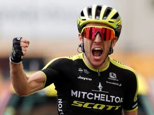 Simon Yates picks up first Tour de France stage victory