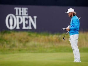 The Open: Trio in hunt for first English winner since 1992