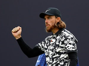 Tommy Fleetwood storms into Open contention