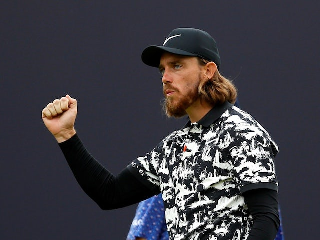 Tommy Fleetwood leads three-pronged bid for English success in US PGA Championship