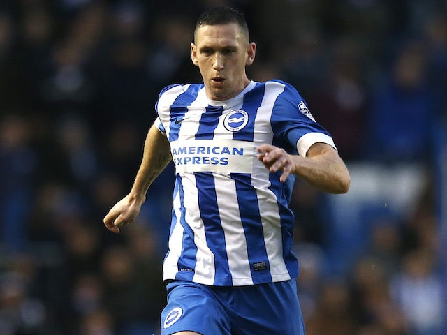 Andrew Crofts back at Brighton as player-coach