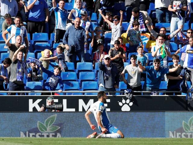 West Ham make late swoop for Borja Iglesias?