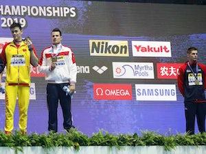 FINA warn Duncan Scott, Sun Yang over shock podium incident