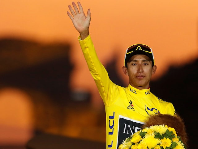 "Egan Bernal still doesn't ""believe"" Tour de France win"