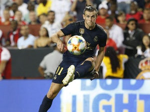Gareth Bale in action for Real Madrid on July 23, 2019