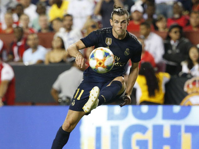 Gareth Bale 'fuming' over blocked Real exit