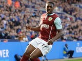 Marvin Sordell in action for Burnley in October 2014