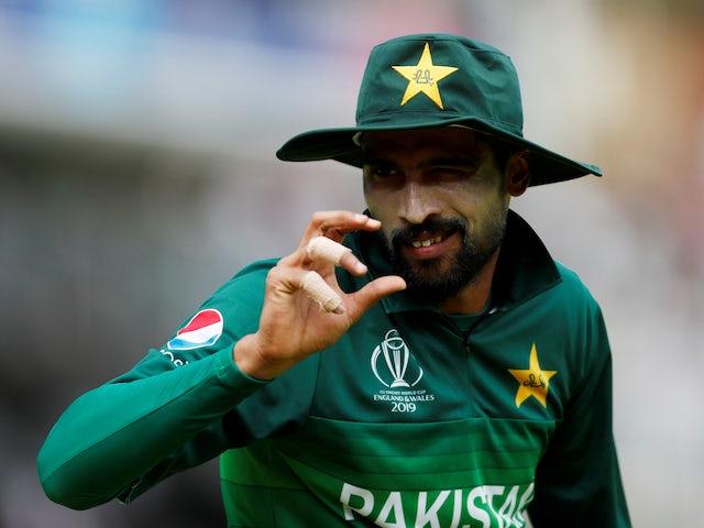 Pakistan bowler Mohammad Amir announces Test cricket