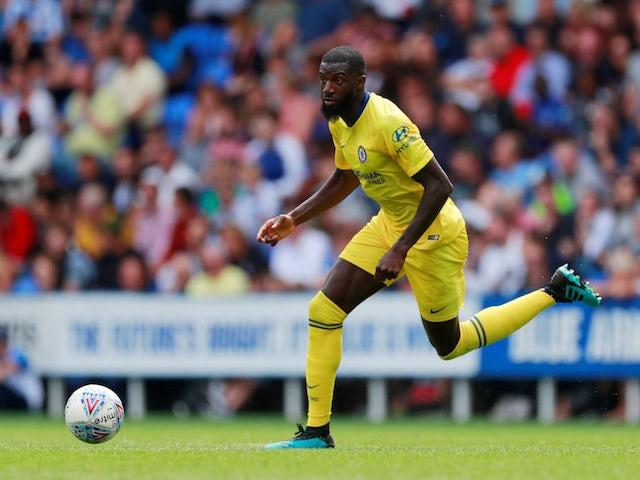 PSG 'open talks with Chelsea over Bakayoko'