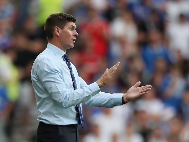 Gerrard will not take chances in Niederkorn return leg