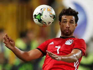 Aston Villa take spending past £100m by signing Egypt winger Trezeguet
