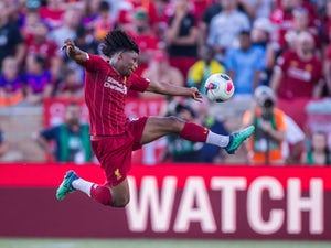 Liverpool youngster Yasser Larouci stretchered off after horror tackle