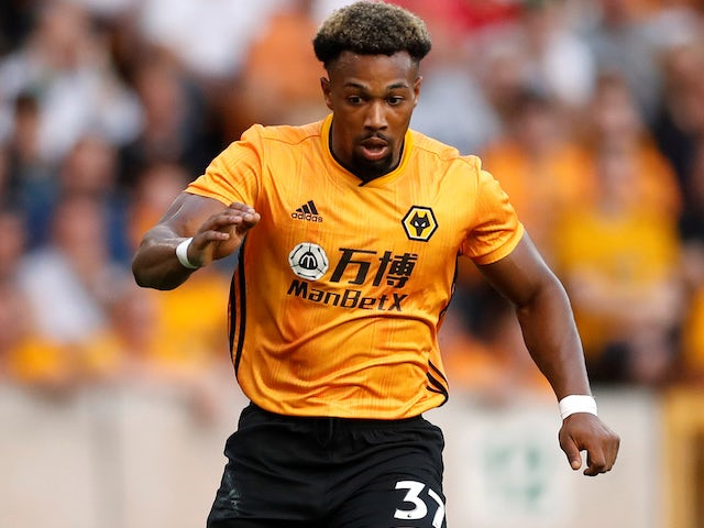 Real Madrid Considering Move For Wolverhampton Wanderers Winger Adama Traore Sports Mole