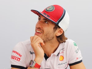 Giovinazzi expects 'very close' 2020 midfield