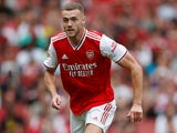 Calum Chambers in action for Arsenal on July 28, 2019