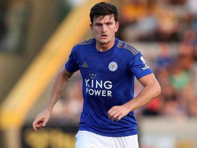 Brendan Rodgers: 'Too expensive to replace Harry Maguire'