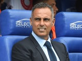 Jose Gomes pictured on August 3, 2019