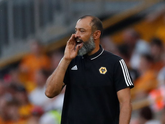Wolves manager Nuno Espirito Santo pictured on July 25, 2019