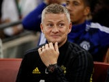 Ole Gunnar Solskjaer pictured on August 4, 2019