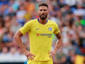 Olivier Giroud 'open to joining Spurs'