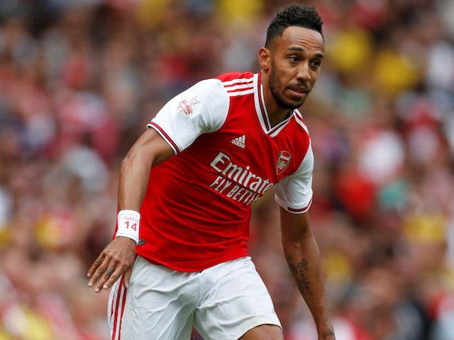 Tuesday's Arsenal transfer talk: Aubameyang, Mustafi, Camavinga