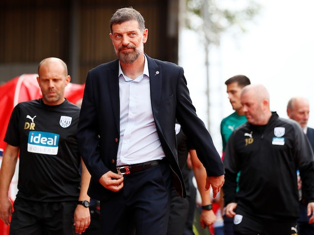 Bilic wants West Brom to be more clinical