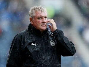 Steve Bruce in charge of Newcastle United on July 27, 2019