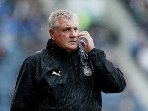"Steve Bruce: ""I've been very fortunate"""