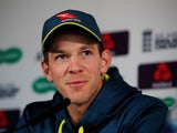 Australia captain Tim Paine pictured before the 2019 Ashes opener on July 31, 2019