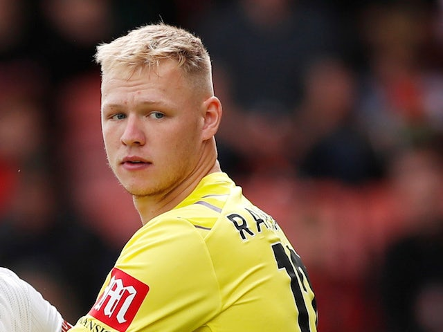 Aaron Ramsdale delighted to prove critics wrong