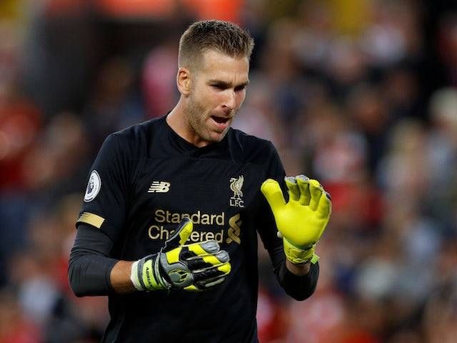 Adrian set for first Liverpool start in Super Cup final