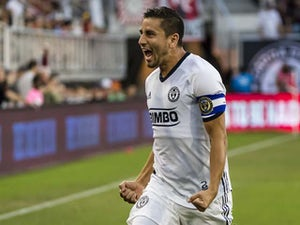 Alejandro Bedoya uses goal celebration to demand action on gun violence