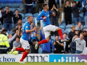 Ben Close volley lights up Portsmouth win over Birmingham