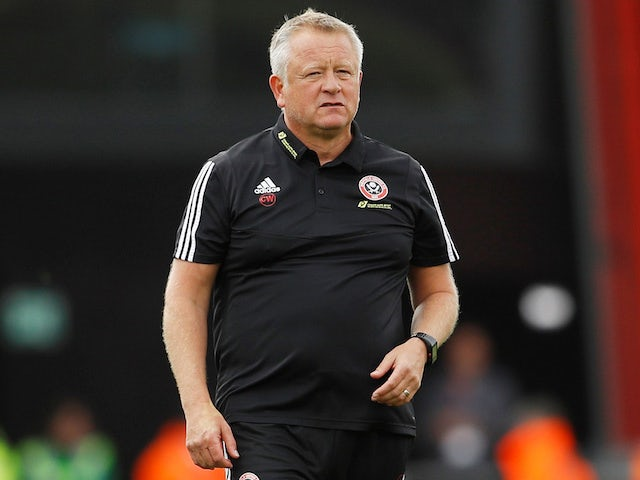 Chris Wilder backs more Sheffield United players to challenge for England places
