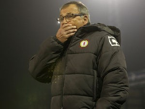 Dario Gradi steps down from Crewe after 36-year service