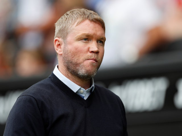 Grant McCann in charge of Hull City on August 3, 2019
