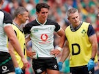 Result: Joey Carbery suffers injury scare as Ireland beat Italy in World Cup warm-up