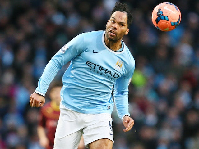 Joleon Lescott embroiled in transfer mix-up with Racing Murcia