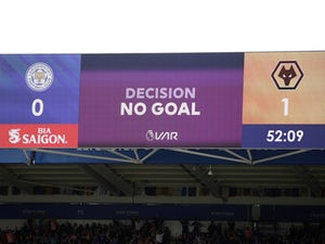 VAR rules out Wolves goal in stalemate at Leicester