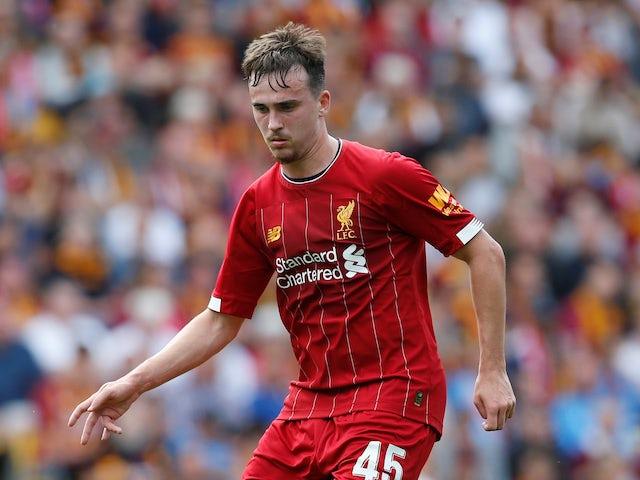 Liverpool Loanee Liam Millar Hoping To Impress Jurgen