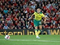 Norwich City striker Teemu Pukki scores against Liverpool in the Premier League on August 9, 2019
