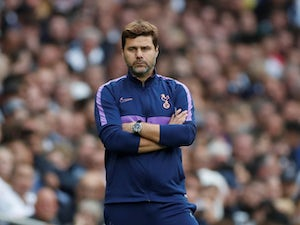 Spurs boss Mauricio Pochettino pictured on August 10, 2019