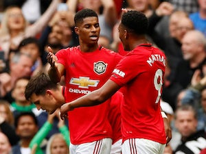 Martial enjoying life under Solskjaer