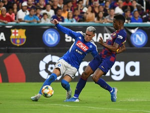 Junior Firpo makes first Barcelona start