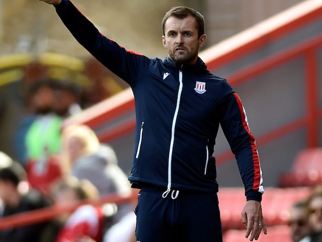 Nathan Jones left 'frustrated' as Stoke slump to second defeat