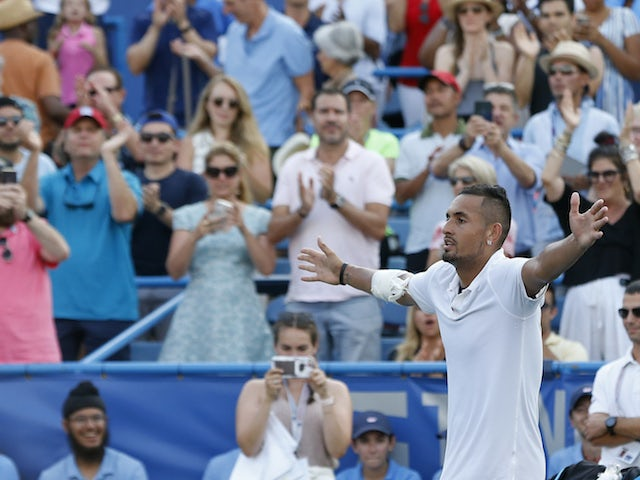 Nick Kyrgios adds to growing list of controversies with foul-mouthed outburst